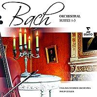 J.S.BACH/ ORCHESTRAL SUITES