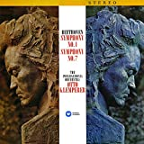 ベートーヴェン:交響曲第1番&第7番、他