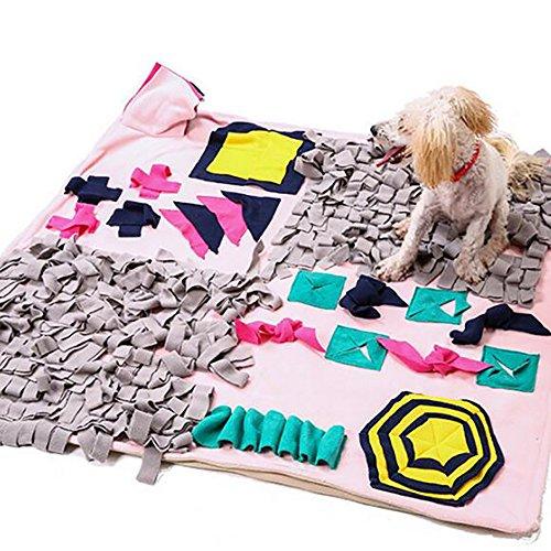 NAMIYO ペット おもちゃ 犬 猫 知育玩具 マット 宝探しゲーム 知育トイ 給餌 餌入れ 嗅覚...