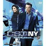 CSI:NY コンパクト DVDーBOX シーズン9 ザ・ファイナル