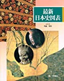 最新日本史図表