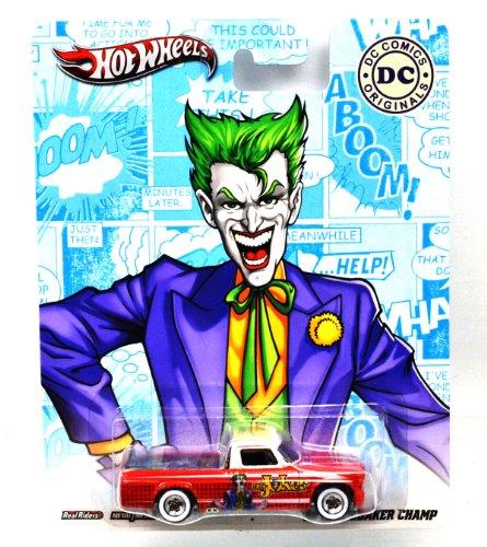"MATTEL HOTWHEELS ""pop culture"" DC COMICS  BATMAN JOKER "" '63 STUDEBAKER CHAMP "" マテル社製 ホットウィール 「ポップカルチャー」 DC コミックス バットマン ジョーカー 「 '63 スチュードベーカー キャンプ 」 トラック"