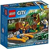 LEGO CITY Jungle Starter Set 60157 Playset Toy