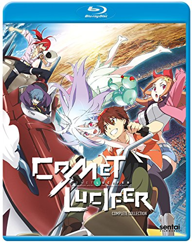 Comet Lucifer/ [Blu-ray]