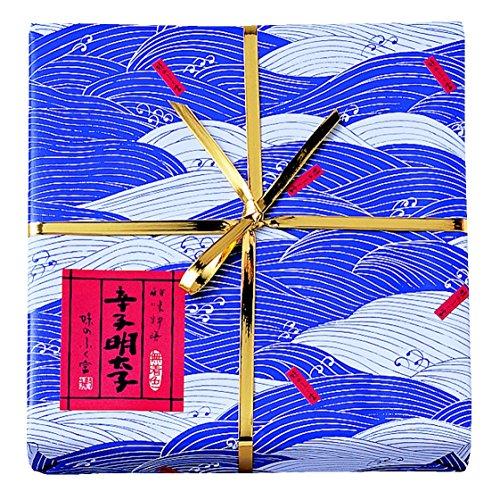 ふく富 辛子明太子(千両吟味)中辛 K-中50 420g