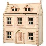 PlanToys 712400 Victorian Dollhouse
