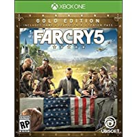 Far Cry 5 - Gold Edition (輸入版:北米) - XboxOne