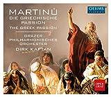 マルティヌー:《ギリシャの受難劇》(英語版)[2枚組] 画像