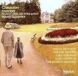 Concert in D Maj. Piano Quartet
