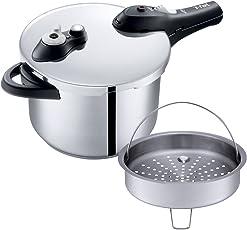 ティファール 圧力鍋 片手鍋 「セキュア」 6L P2500742