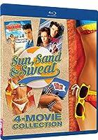 SUN SAND & SWEAT: 4 MOVIE SET