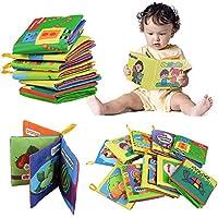 MYEDO 赤ちゃんの早期教育知能開発用布巾 知育玩具 1202