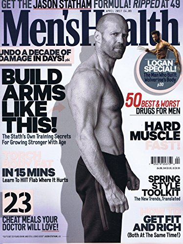 Men's Health [UK] April 2017 (単号)