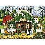 Buffalo Games - Charles Wysocki - Small Talk - 1000 Piece Jigsaw Puzzle
