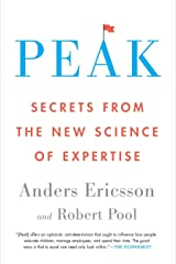 Peak: Secrets from the New Science of Expertise ペーパーバック
