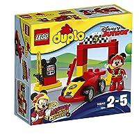 レゴ (LEGO) デュプロ ディズニー ミッキーのレース場 10843