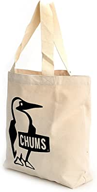 (チャムス) CHUMS トートバッグ ブービーキャンバストート 1.ブラック