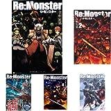 Re:Monster / 金斬 児狐 のシリーズ情報を見る