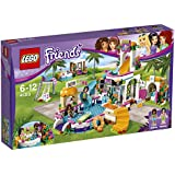 LEGO Friends Heartlake Summer Pool 41313 Playset Toy