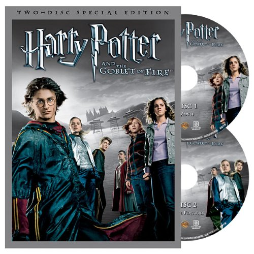 ハリー・ポッターと炎のゴブレット 特別版 [DVD]の詳細を見る