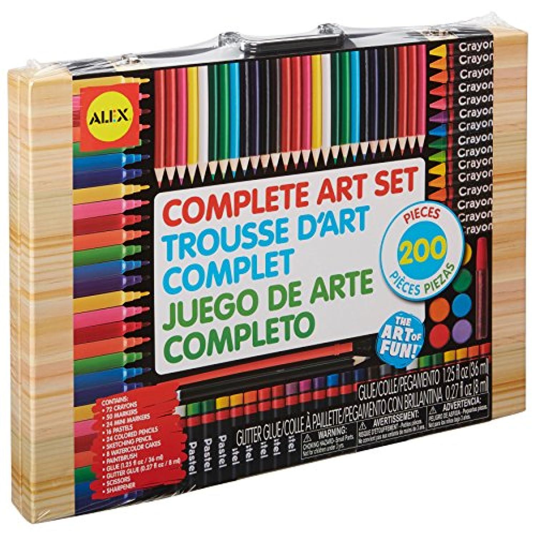 Alex Toys Artist Studio Completeアートセット