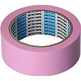日東電工 養生用テープ 50mm×25M さくら色 No.395N R0520