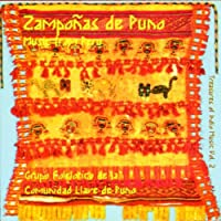 Zamponas De Puno