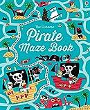 Pirate Maze Book (Mazes)