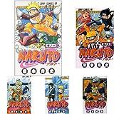 NARUTO-ナルト- コミック 全72巻完結セット (クーポンで+3%ポイント)