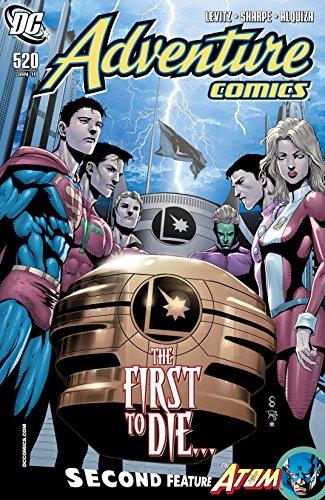 Download Adventure Comics (2009-2011) #520 (English Edition) B01J6WMTTM