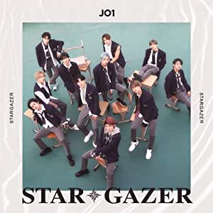 【Amazon.co.jp限定】STARGAZER【通常盤】(CD ONLY)(メガジャケ付)