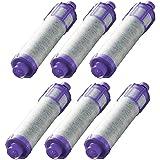 (リクシル) LIXIL INAX オールインワン浄水栓 交換用浄水カートリッジ 12+2物質高除去タイプ 6個入り JF-22-Fx6