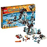 レゴ (LEGO) チーマ マンモス族のアイス要塞 70226