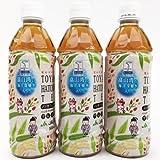 JAいなば 富山はとむぎ茶/海洋深層水入り ペットボトル茶 500ml 24本入/産地直送