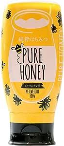 はちみつ 専門店【かの蜂】 アルゼンチン産 純粋はちみつ PURE HONEY 500g 完熟の 純粋 蜂蜜