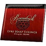 Roosebeck Lyre Harp String Set (8)