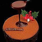 クリスマスケーキ 2017 チョコレートケーキ 禁断のウルトラ半熟ザッハトルテ ギフト プレゼント