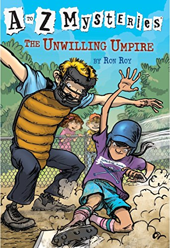 A to Z Mysteries: The Unwilling Umpireの詳細を見る