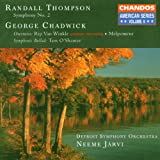 Thompson/Chadwick;Sym.2/Rip