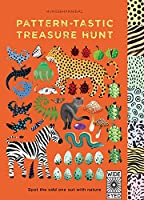 Pattern-tastic Treasure Hunt: Spot the odd one out with nature