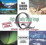 High Quality Digital Image Vol.4 Canada / Alaska