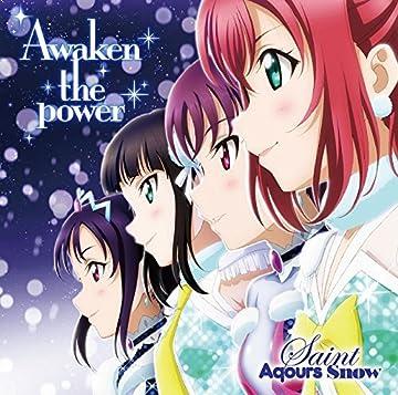 【Amazon.co.jp限定】 Awaken the power  (デカジャケット付)