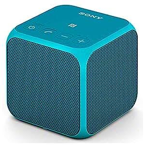 SONY ワイヤレスポータブルスピーカー Bluetooth対応 ブルー SRS-X11/L