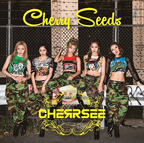 CHERRSEE – Cherry Seeds [FLAC + MP3 320 + DVD ISO] [2017.11.29]