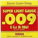 YAMAHA H1061 エレキギター用 バラ弦 1弦×3本