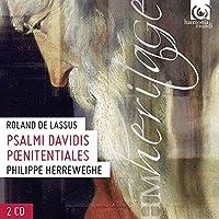 Lasso: Psalmi Davidis Poenitentiales by Colllegium Vocale Gent