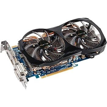 GIGABYTE グラフィックボード GTX650Ti Boost  2GB PCI-E GV-N65TBOC-2GD