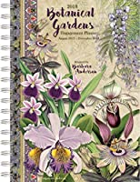 The LANG Companies WSBL Botanical Gardens 2018 Engagement Planner (18997005083) [並行輸入品]