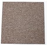 タイルカーペット MJ-1005 50×50cm ブラウン 20枚入 13277979