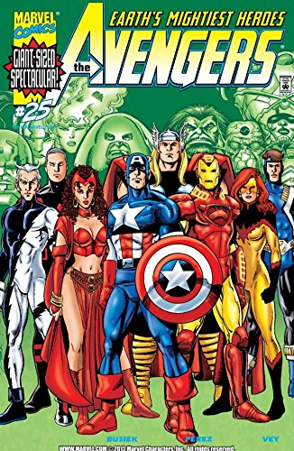 Download Avengers (1998-2004) #25 (English Edition) B00ZNQ5CDQ